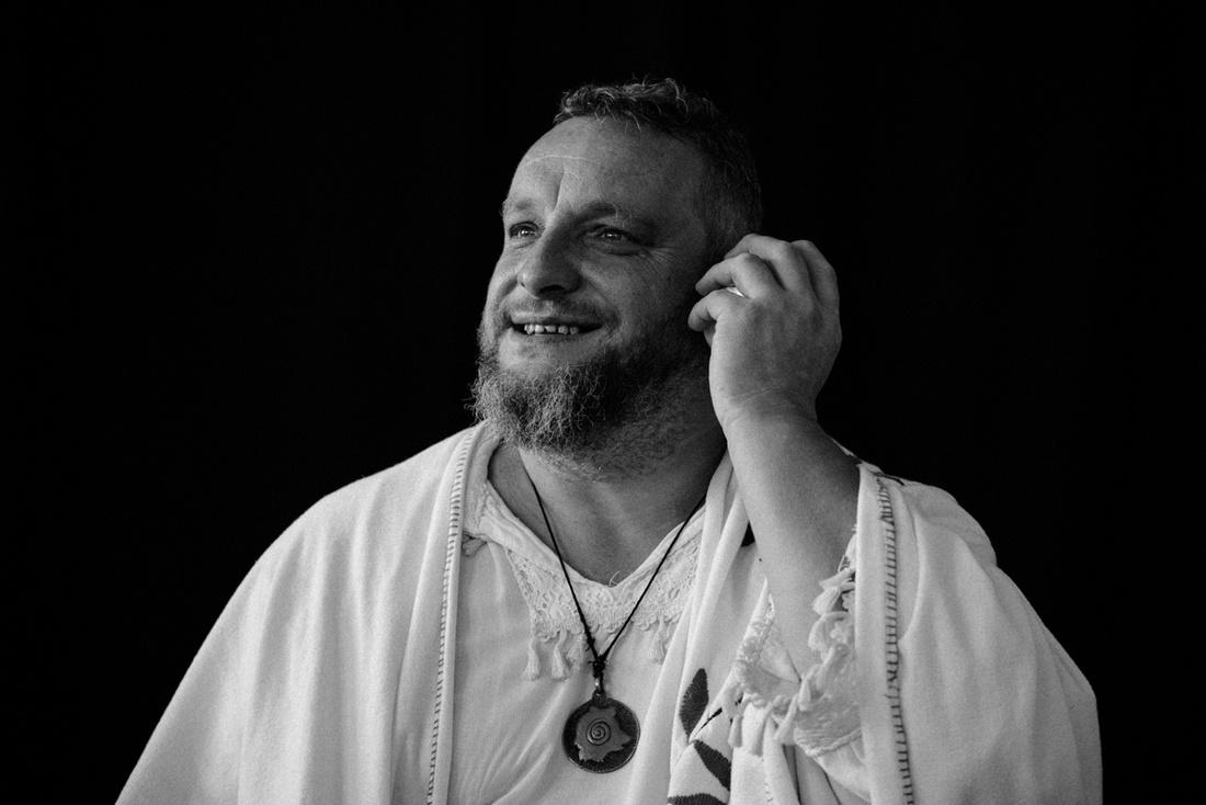 Ševko Bajić, šamanski praktičar, iscjelitelj