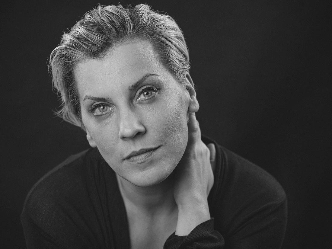 Slikarka Nina Babić
